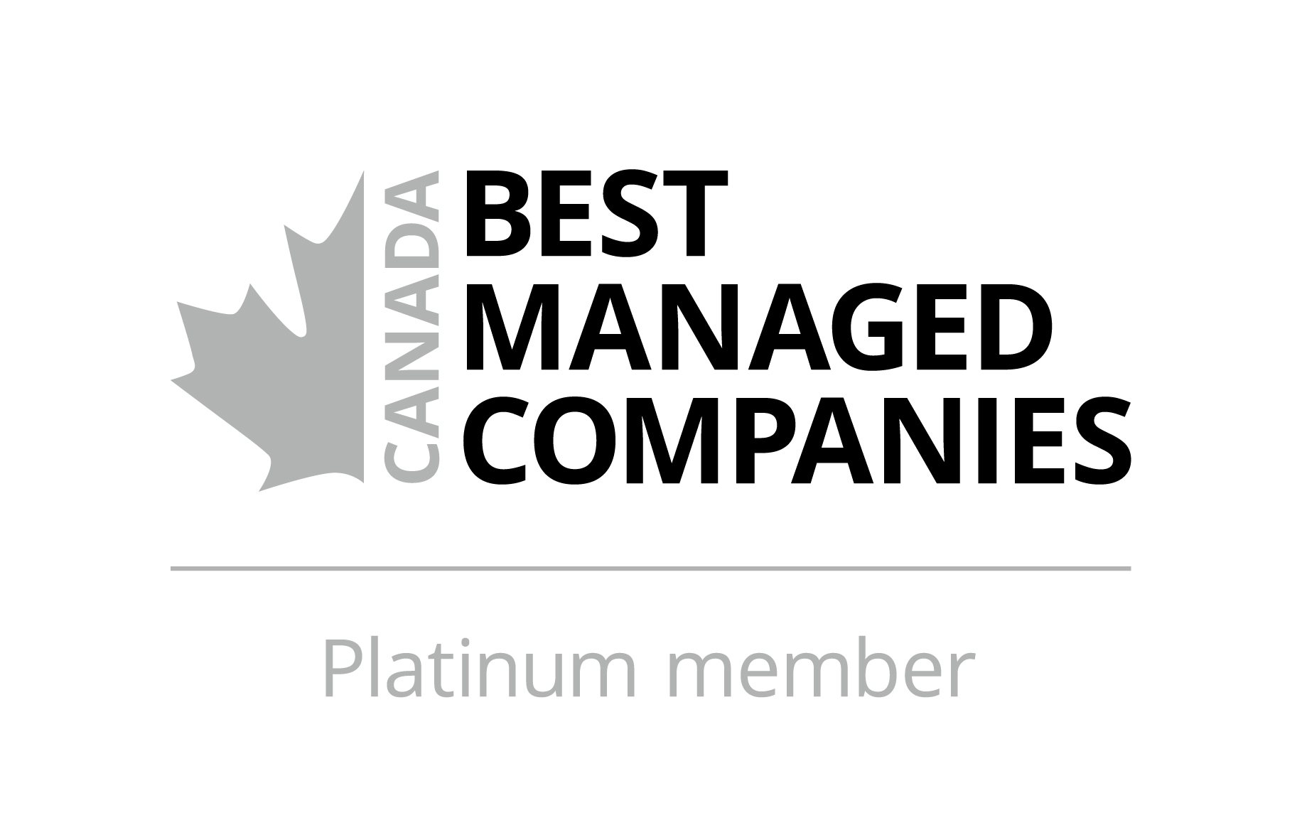 Best Managed Logo Platinum Club