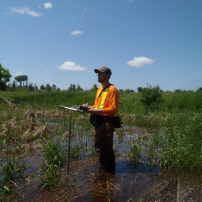 Photo of Environmental Monitor Training - Mississaugas of the Credit, ON
