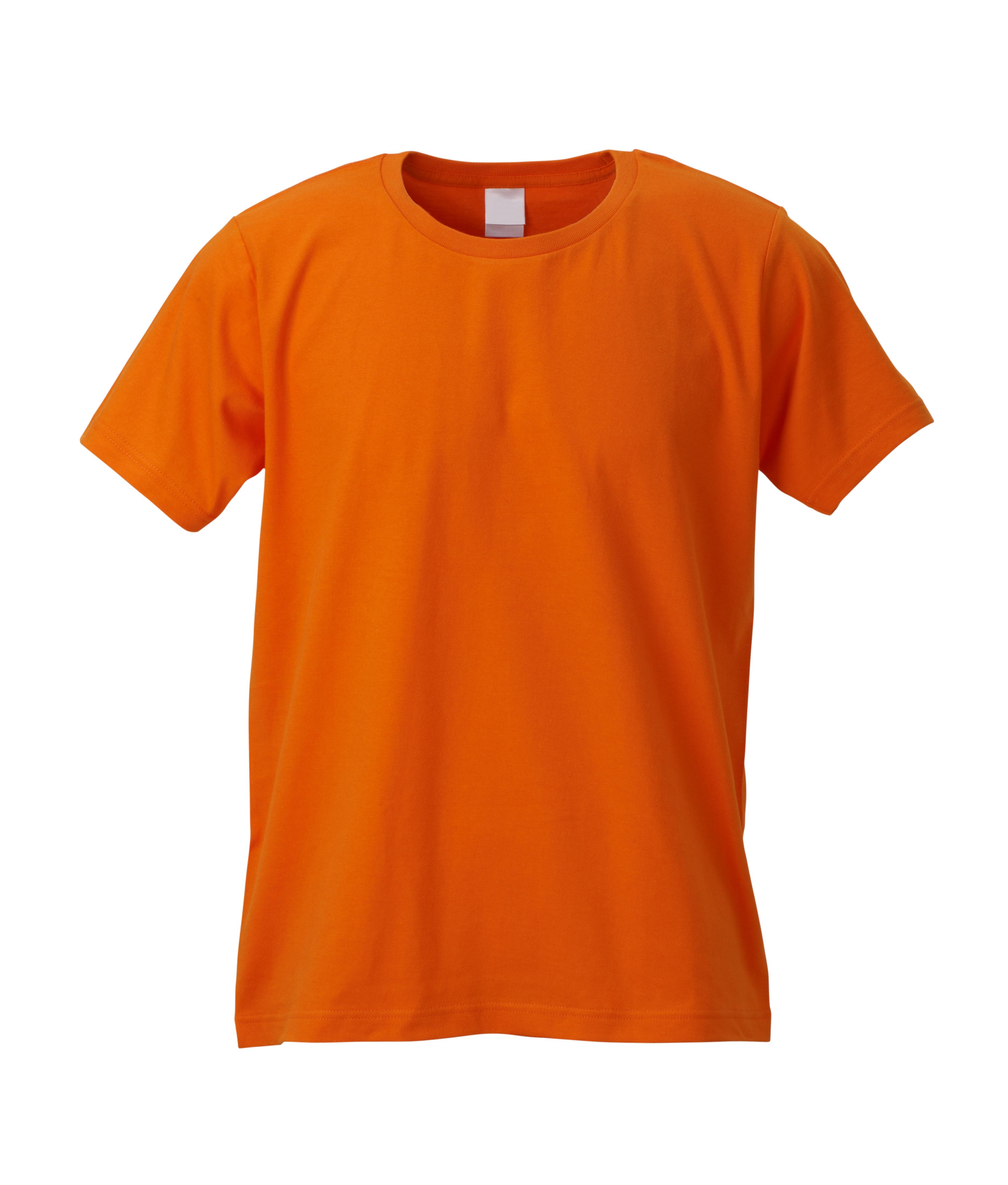 Symbolic Orange Shirt
