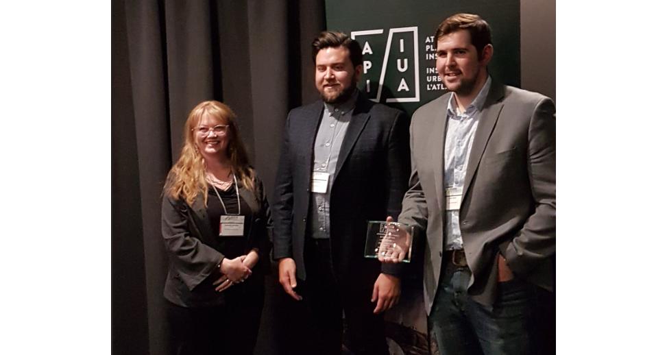 Colin Simic and Stephen Stone at 2019 API Awards