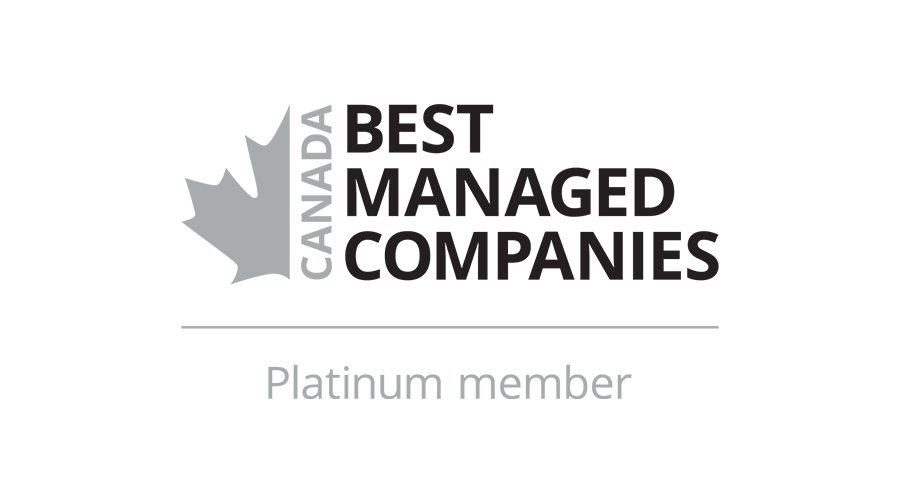 best managed platinum logo