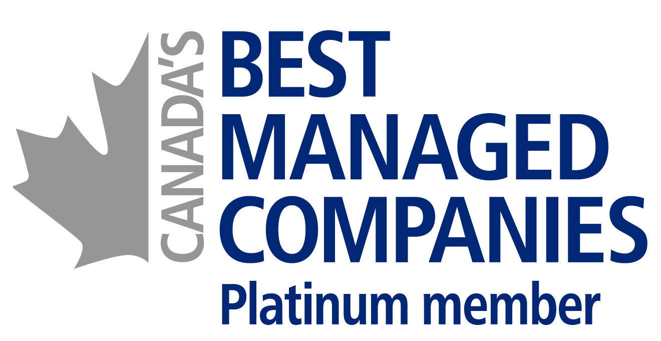 Best Managed Companies Platinum logo