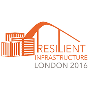 CSCE Resilient Infrastructure London 2016 Logo