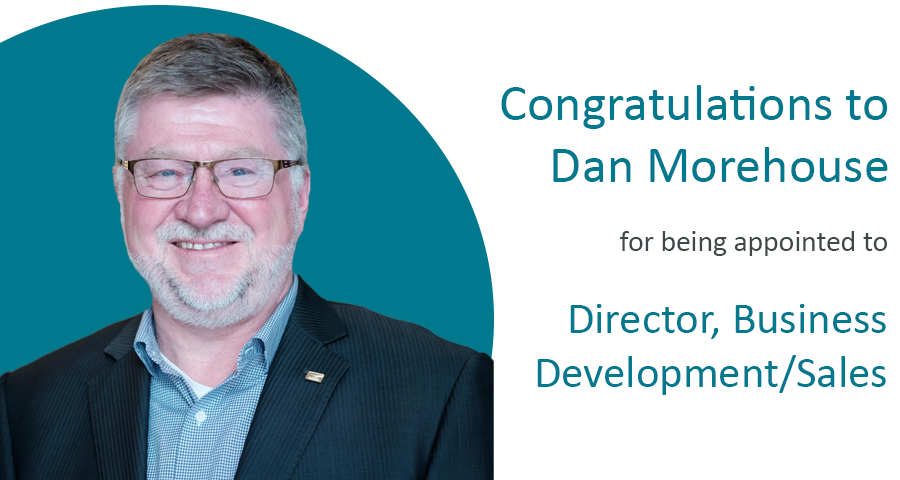 dan morehouse appointed to director, business development/sales