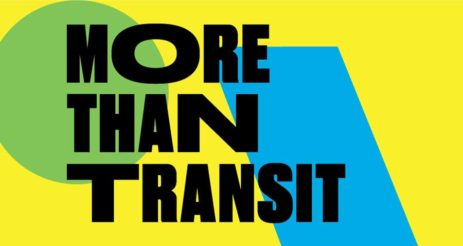 More than Transit Graphic