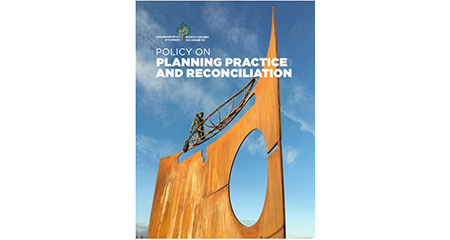 Policy on Planning practice and reconciliation