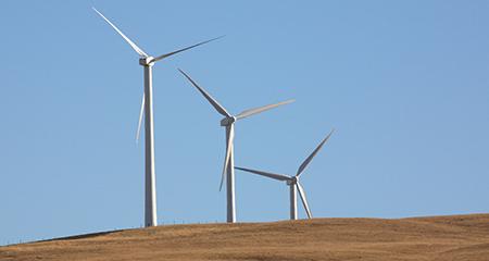 Saskatchewan wind turbines