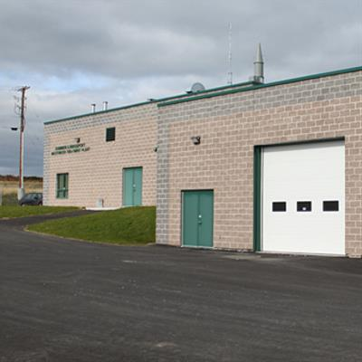 Photo of Wastewater Collection and Treatment System - Dominion and Bridgeport, NS